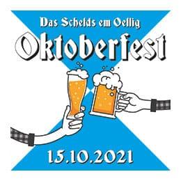 Oktoberfest am 15. Oktober 2021
